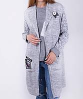 Женский жилет модный с карманами