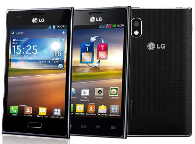 Чехлы для LG Optimus L5 E610/E612/E615