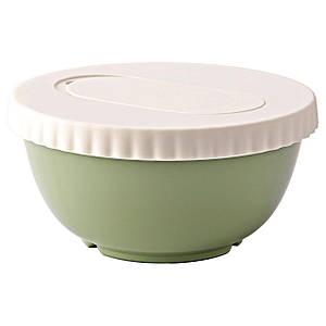 ALLEHANDA Миска с крышкой, зеленый