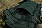 Рюкзак походный, 70*37*27 см, цвет хаки, фото 6