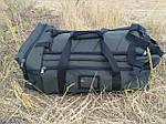 Рюкзак походный, 70*37*27 см, цвет хаки, фото 2