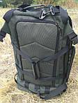 Рюкзак походный, 70*37*27 см, цвет хаки, фото 3