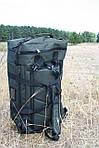 Рюкзак походный, 70*37*27 см, цвет хаки, фото 7