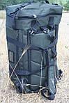 Рюкзак походный, 70*37*27 см, цвет хаки, фото 8