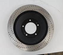 Диск тормозной сменный задний (правый) STOPTECH DRILL 380х32 для BBK LC200