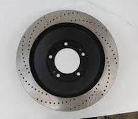 StopTech Диск тормозной сменный задний (правый) DRILL 380х32 для BBK LC200