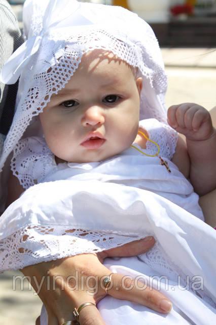 В чем крестить ребенка летом