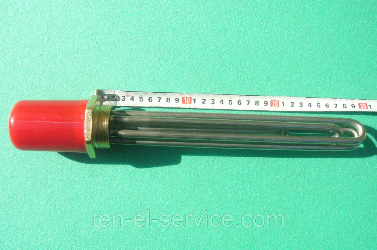 """Блок-ТЕН - Різьба 1½"""", 220V, 4.5 кВт (Sanal)"""