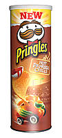 Чипсы  Pringles  Hot Paprika Chilli, 190 гр