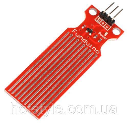 5x Датчик уровня воды глубиномер T1592 модуль Arduino