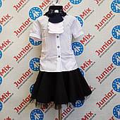 Нарядная школьная блузка для девочек  оптом  TERKO