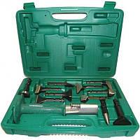 Многофункциональный ударный инструмент со сменными насадками, 11 насадок JONNESWAY AG010141