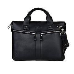 Шкіряна сумка для ноутбука Issa Hara