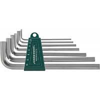 H02SM107S Комплект угловых шестиграников LONG 2,5-10мм, 7 пр. S2 материал JONNESWAY