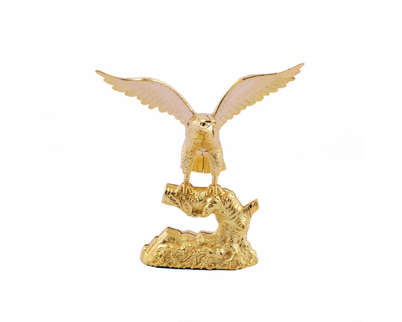 Зажигалка сувенирная Орел на ветке