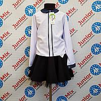 Детская школьная блузка для девочек оптом Katherine