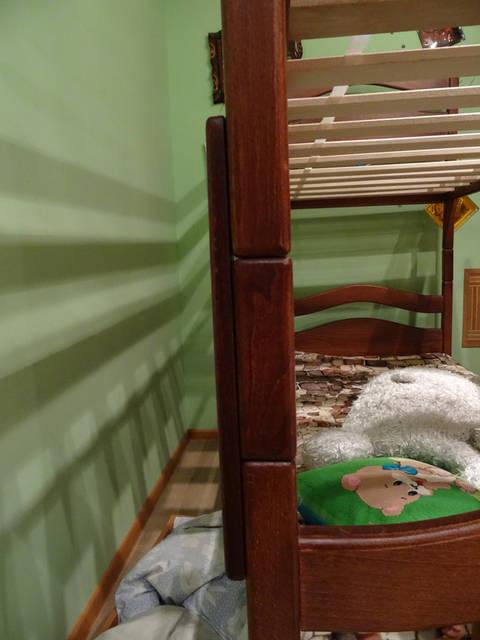 Висото ліжка збільшена