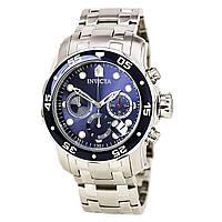 Мужские швейцарские часы INVICTA 0070 Pro Diver Инвикта дайвер водонепроницаемые швейцарские для дайвинга