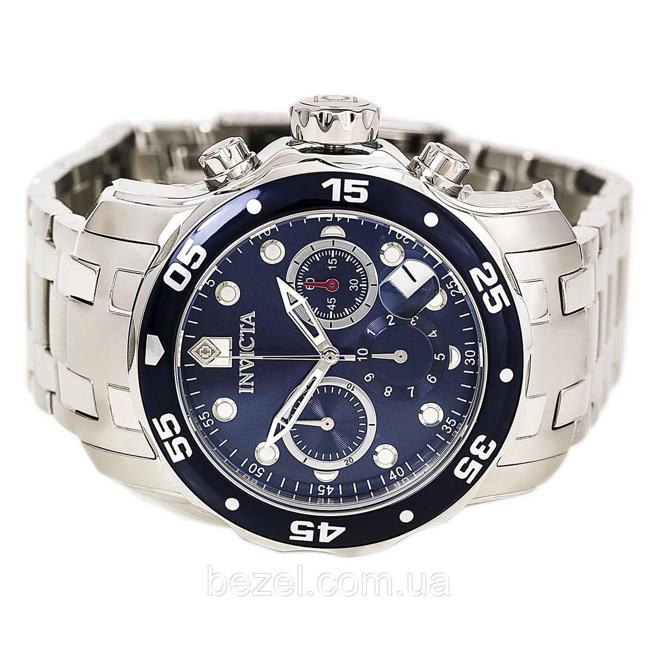 Мужские швейцарские часы INVICTA 0070 Pro Diver Инвикта дайвер  водонепроницаемые швейцарские для дайвинга , фото 2 ... 37c1ee59e50