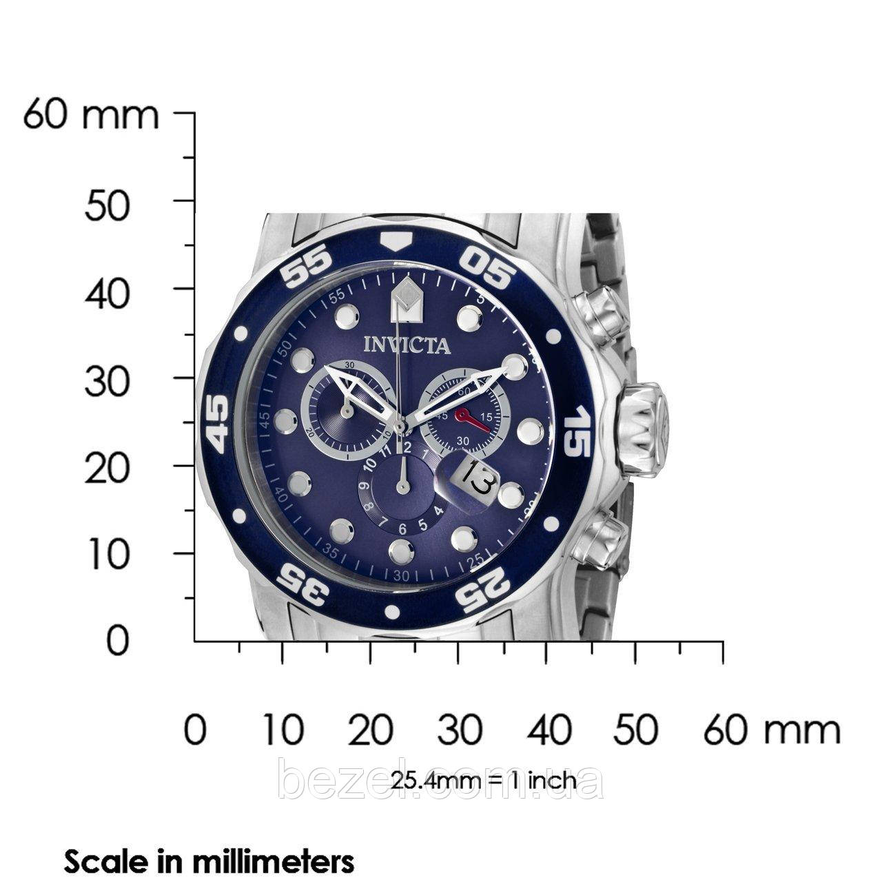 ... Мужские швейцарские часы INVICTA 0070 Pro Diver Инвикта дайвер  водонепроницаемые швейцарские для дайвинга , фото 5 ... a1a64dd0325