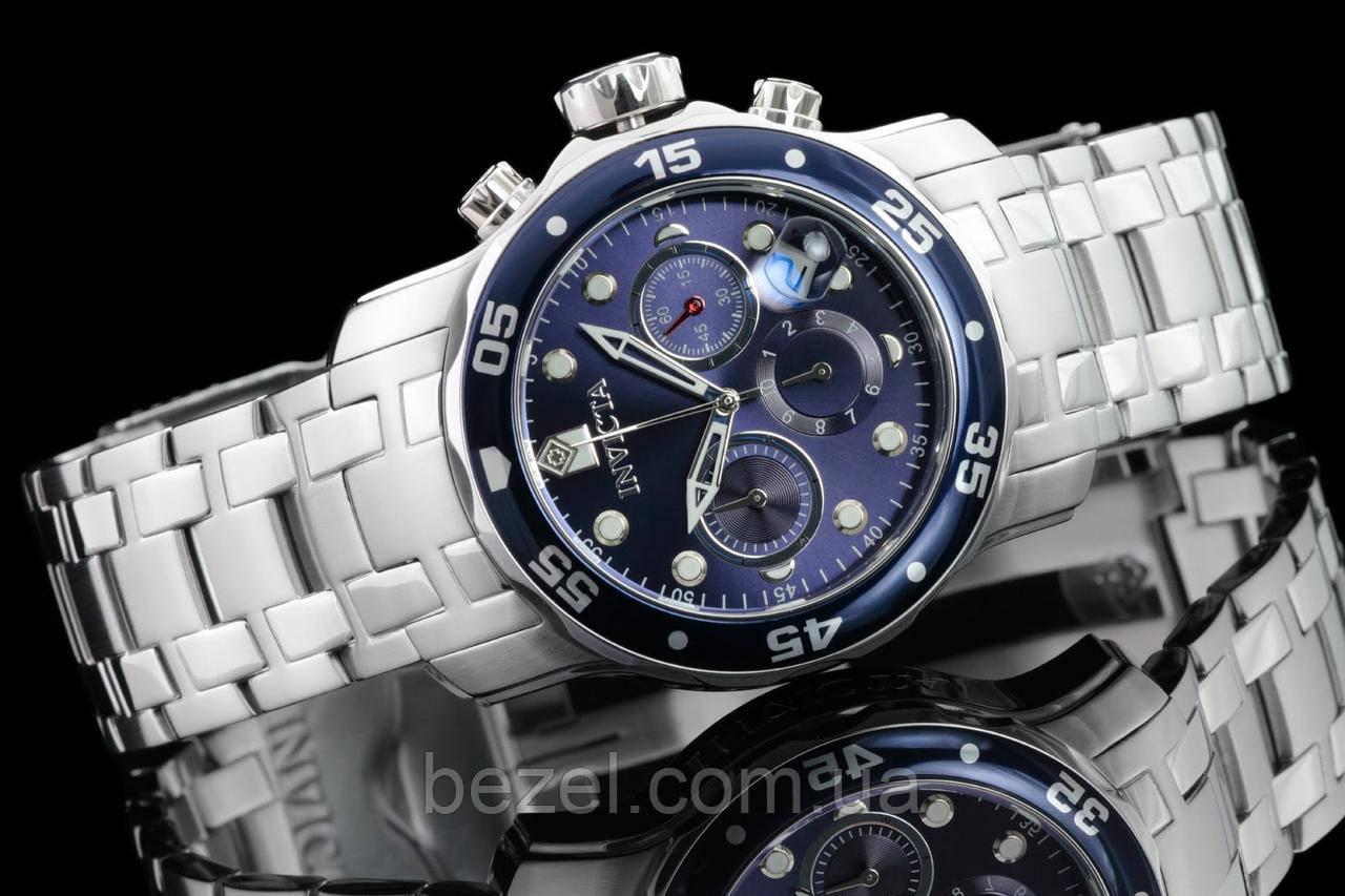 ... Мужские швейцарские часы INVICTA 0070 Pro Diver Инвикта дайвер  водонепроницаемые швейцарские для дайвинга , фото 3 ... 0570066b86d
