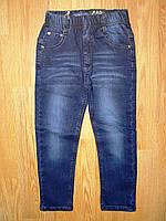 Джинсовые брюки на мальчиков оптом, F&D, 74-104 рр