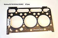 Прокладка Kubota D1703 D1462 D1803