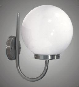Парковый светильник GLOBE  XT- B 013 D250 Е27  хром
