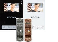 Комплект домофона KOCOM KCV-434 + Atis AVP-05
