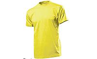 ФУТБОЛКИ STUFF.Футболки Stuff – высокое качество по низкой цене желтый