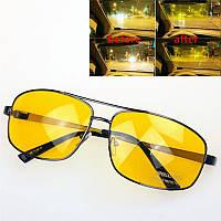 Антибликовые очки 2/1-ночного и дневного виденья для вождения
