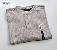 Рубашка Cherokee® США (M) с длинным рукавом/100% хлопок/Оригинал из США