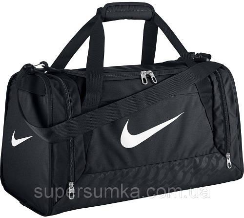 Спортивная, дорожная сумка 30 л. Nike BA4831-001 черный