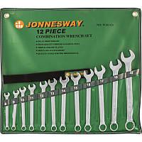 W26112S Набор ключей комбинированных 8-22мм, 12 предметов JONNESWAY