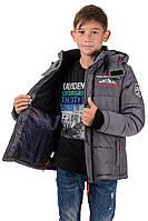 Детская зимняя куртка для мальчика Arizona, 134-152 рост