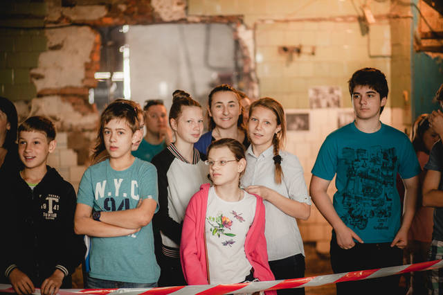 Экскурсия для детей в кузнечную мастерскую. 15
