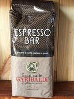 Кофе в зернах Garibaldi Espresso Bar 1000г, фото 1