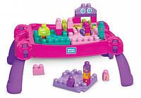 Конструктор Mega Bloks Развивающий столик принцессы (FFG22)