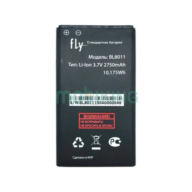 Оригинальная батарея на Fly FF241 (BL8011) для мобильного телефона, аккумулятор для смартфона.