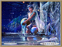 Постер- знак зодиака  №2в