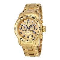 Мужские швейцарские часы INVICTA 0074 Pro Diver Инвикта дайвер  водонепроницаемые швейцарские для дайвинга 3ad00246c5c