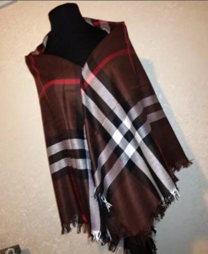 8b955a18ea07 Платок Burberry коричневый  продажа, цена в Одессе. платки, шали ...