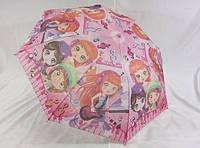 Зонты для девочек в 2 сложения № 012 от MARIO