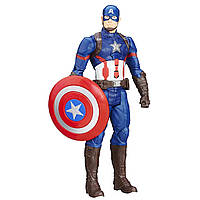 Фигурка электронная Капитан Америка. Marvel Titan Hero Series Captain America Electronic Figure