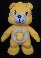 """Мишка """"Веселун 3"""", жёлтый, 30см(00006-8)"""
