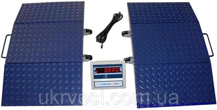 Весы электронные автомобильные ВАПО-10