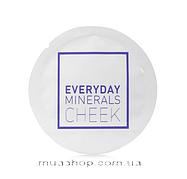 Минеральные румяна Everyday Minerals Blush (пробник)