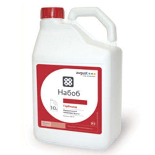 Набоб, послевсходовый контактный гербицид, 10 л