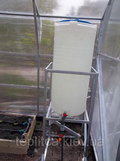Обогрев защищенного грунта и регулирование микроклимата. Водяное и боровое отопление
