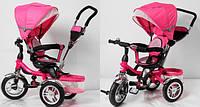 Велосипед 3-х колесный (TR16001) розовый